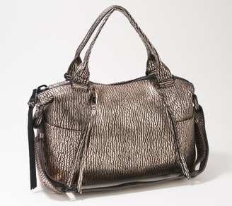 Aimee Kestenberg Nubuck Leather Satchel - Tamitha