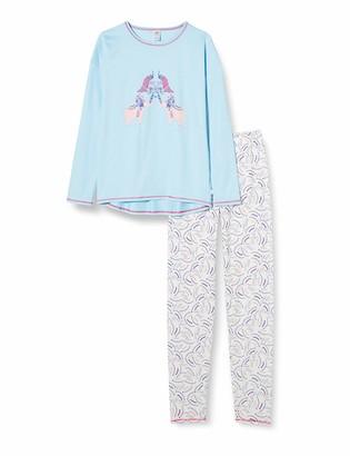 Calida Girl's Elephant Pajama Set