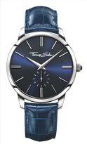 Thomas Sabo Rebel at heart blue watch rose gold