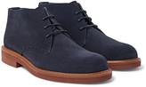 Ermenegildo Zegna - Suede Chukka Boots