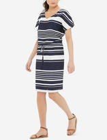 The Limited Lightweight Striped Dress