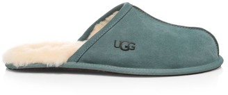 UGG Men's Scuff Fur-Lined Mule Slippers