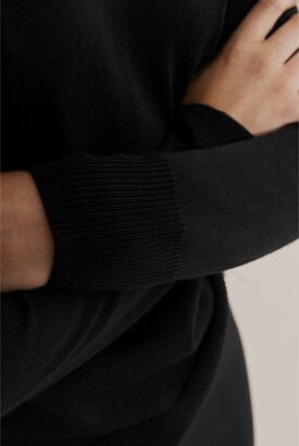 Country Road Verified Australian Merino Wool V-Neck Knit