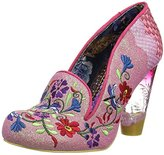 Irregular Choice Women April Showers Closed-Toe Pumps,38 EU