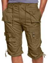 "Sean John Men's Classic Flight Cargo 14"" Shorts, Only at Macy's"