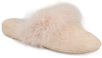 Patricia Green Molly Marabou Slippers
