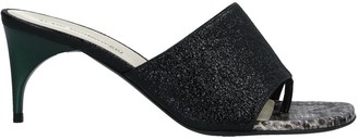 Alain Tondowski Toe strap sandals - Item 11795250NC