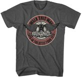 FEA Men's Aerosmith Walk This Way T-Shirt