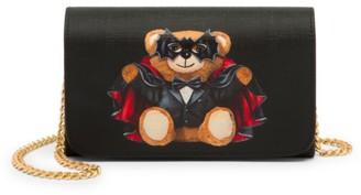 Moschino Vampire Bear Wallet-On-Chain