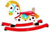 Janod Learning Toys Rocking Horse