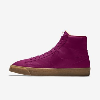 Nike Custom Women's Shoe Blazer Mid By You