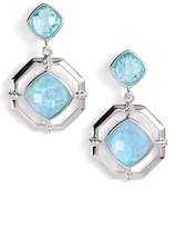 Judith Jack Women's Paradise Double Drop Earrings