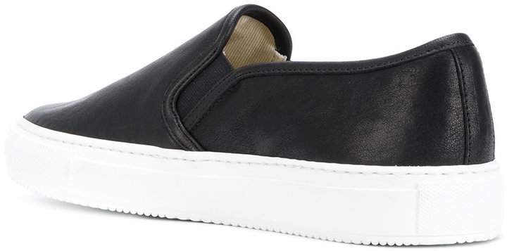 Common Projects slip-on sneakers
