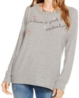 Chaser Women's Weekend Vibes Long Sleeve