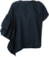 Sofie D'hoore 'Bee' ruffle sleeve top - women - Cotton - 36
