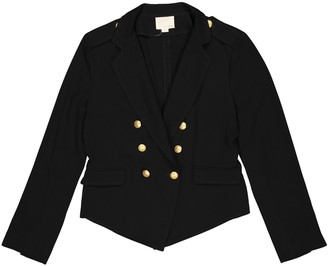 Band Of Outsiders Black Polyester Jackets