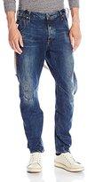 G Star Men's Arc 3D Tapered-Fit Braces Jean