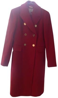 Hobbs \N Red Coat for Women