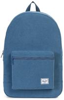 Herschel Cotton Casuals Daypack Bag Navy