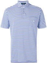 Polo Ralph Lauren striped polo shirt - men - Cotton - S