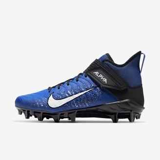 Nike Men's Football Cleat Alpha Menace Pro 2 Mid