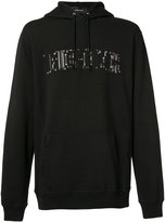 Undercover printed hooded sweatshirt - men - Cotton - 2