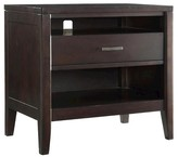 Homelegance Wyckoff Nightstand with Cable Management