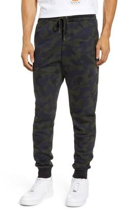 Nike Sportswear Print French Terry Sweatpants