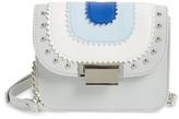 BP Faux Leather Appliqué Mini Crossbody Bag