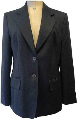 N. Louis Feraud \N Grey Wool Jackets