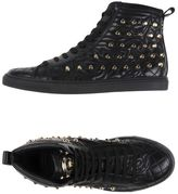 Versace High-tops & sneakers