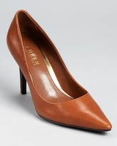 Lauren by Ralph Lauren Pumps - Amelie Pointed Toe