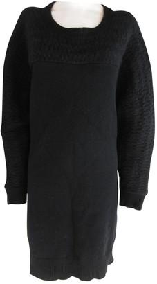 Limi Feu Black Wool Dress for Women