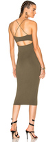 Alexander Wang Modal Spandex Strappy Cami Tank Dress