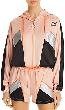 Puma Tfs Piped Color-Block Track Jacket