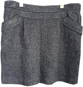 Country Road Black Skirt for Women