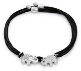 Alex and Ani Elephants Pull Cord Bracelets Set of 2