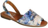 Refresh Clori Metallic Flat Sandal