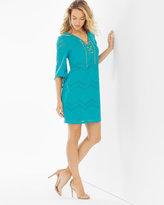 Soma Intimates Tunic Dress Aqua