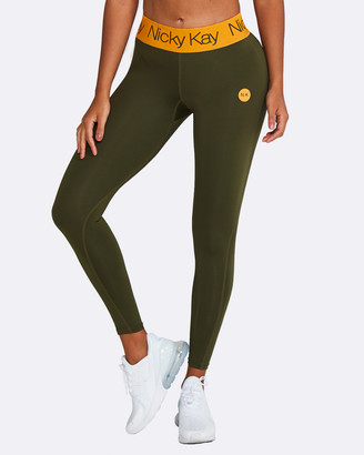 Nicky Kay FitGlam Compression Tights