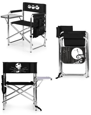 Picnic Time Jack Sports Folding Camping Chair