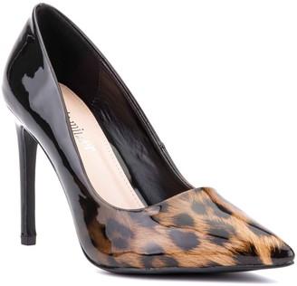 OLIVIA MILLER Wish You Were Here Women's High Heels