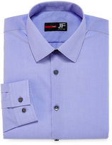 Jf J.Ferrar JF Easy-Care Solid Big & Tall Long Sleeve Dress Shirt