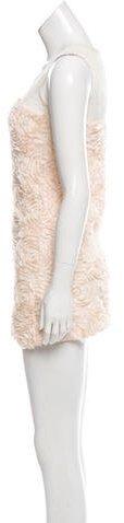 Just Cavalli Floral Mini Dress