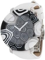 Yunik Small Round Black & White 36mm