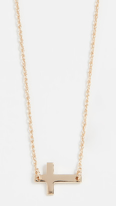 "Jennifer Zeuner Jewelry Theresa 1/2"" Necklace"