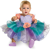 Disguise Green & Purple Ariel Dress - Infant