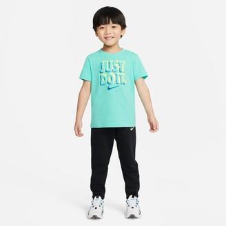 Nike Kids' Toddler Just Do It T-Shirt and Jogger Pants Set