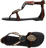 Giuseppe Zanotti Design Thong sandals