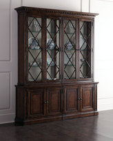 Horchow Brandy China Cabinet